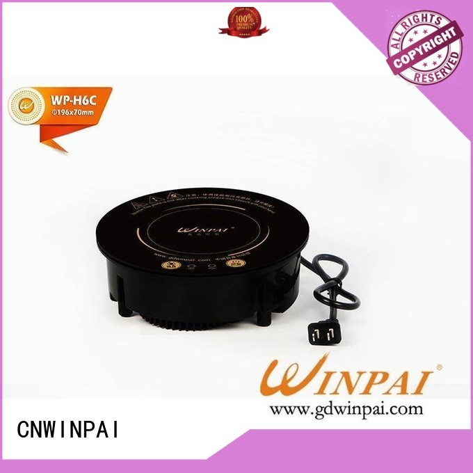 copper stock pot selfservice CNWINPAI Brand hot pot cookware