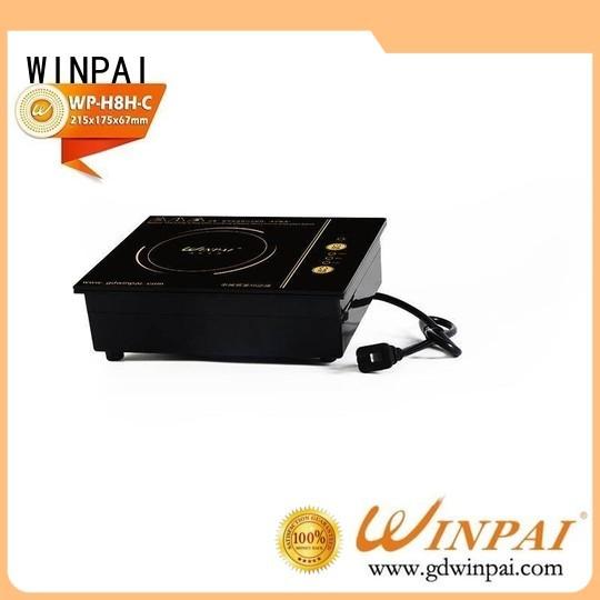 WINPAI smokeless hot pot cooker wholesale for villa