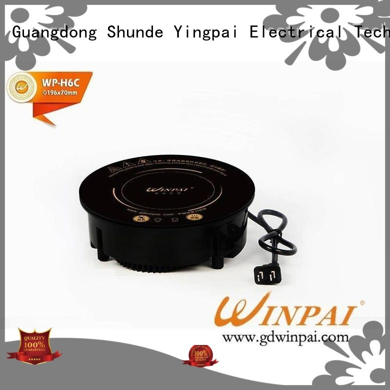 WINPAI autolift induction stove latest model Supply for home