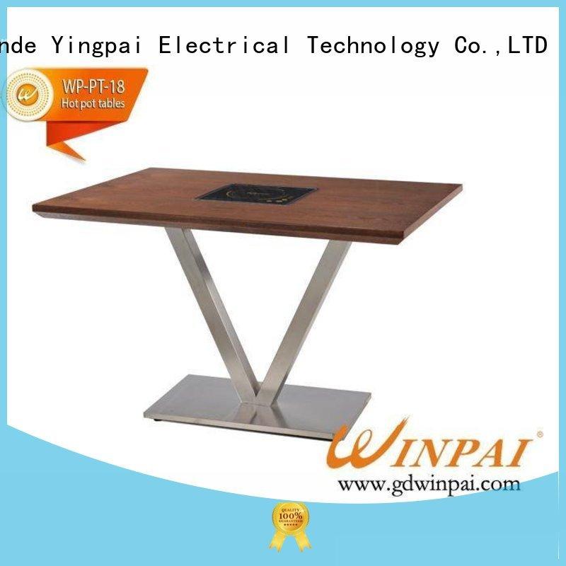 WINPAI high efficiency hot pot stockpot supplier for cafe