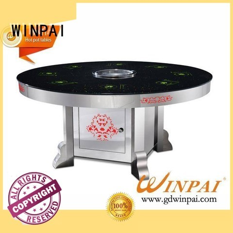 professional hot pot stockpot rectangle manufacturer for restaurant