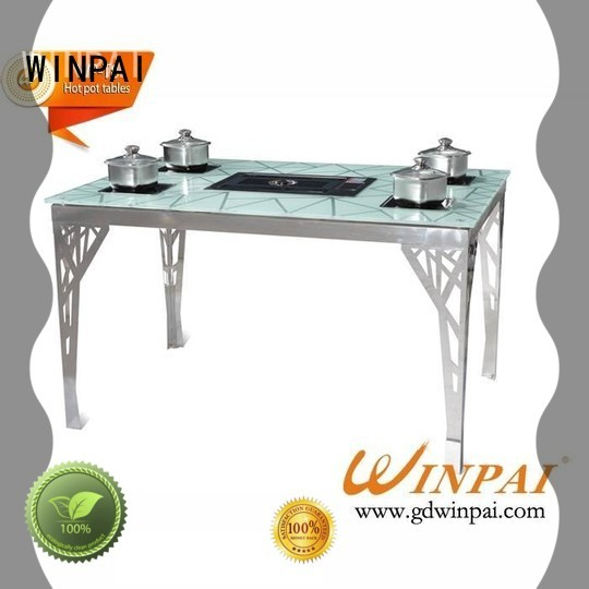 WINPAI professional stainless steel pot company for star hotel