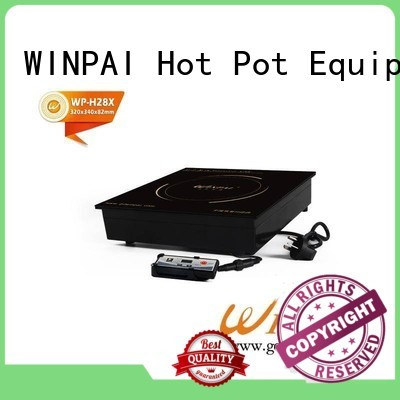 WINPAI cooker new wave induction cooker factory for restaurant