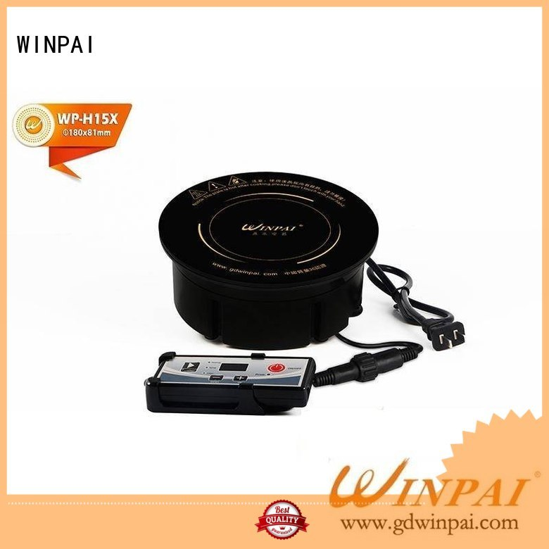 WINPAI Best electromagnetic cooktop supplier for villa