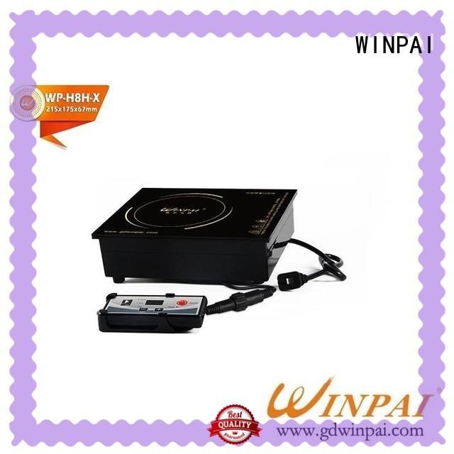 WINPAI electric hot pot cookware series for restaurant