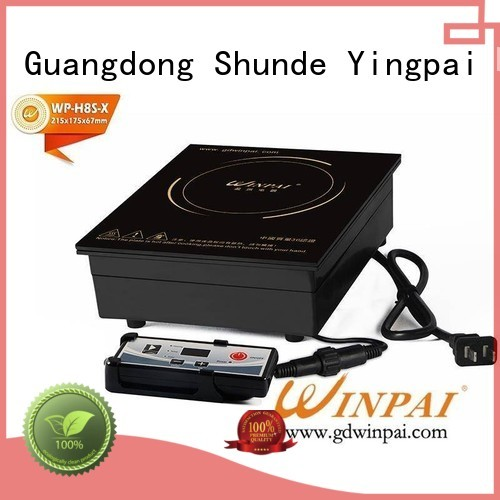 WINPAI singlehead copper hot pot series for villa