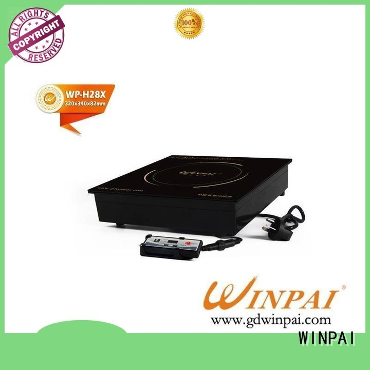 Quality WINPAI Brand copper stock pot marble