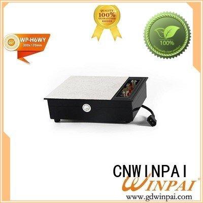 CNWINPAI Brand low marble hot pot cookware