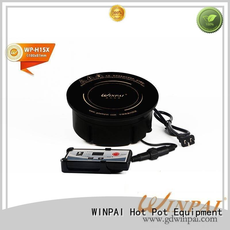 WINPAI Latest induction burner plate for business for indoor