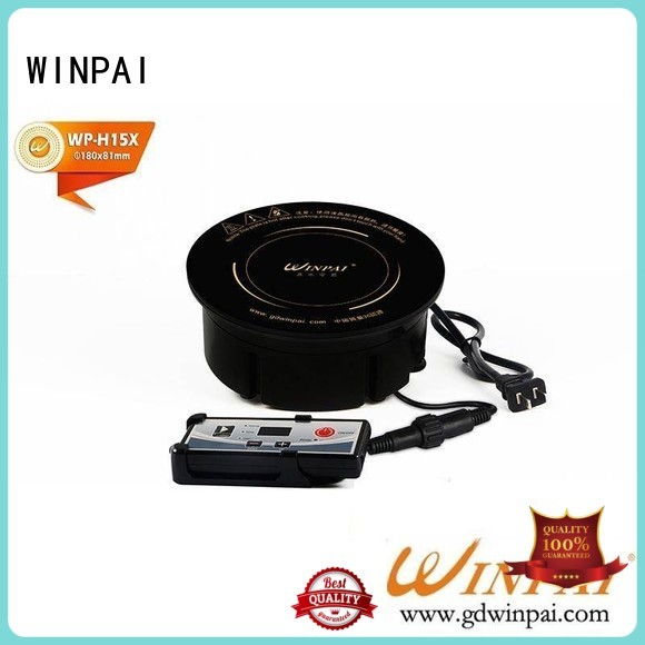 WINPAI high efficiency cheap induction cooker price company for home