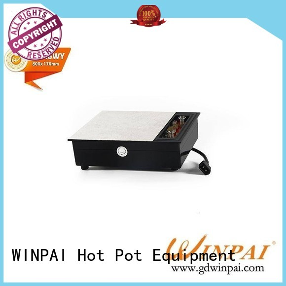 WINPAI professional hot pot accessories manufacturer for home