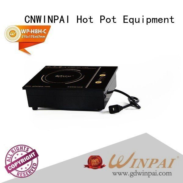 Hot copper stock pot model oem boiler CNWINPAI Brand
