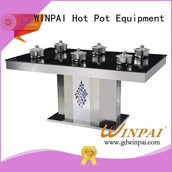 Wholesale shabu pot artificial manufacturer for cafe