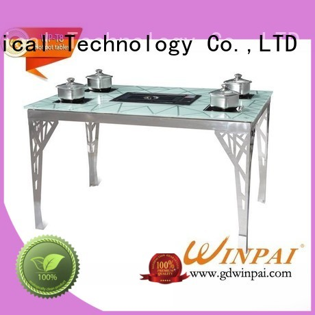 WINPAI base chinese style hot pot manufacturers for cafe