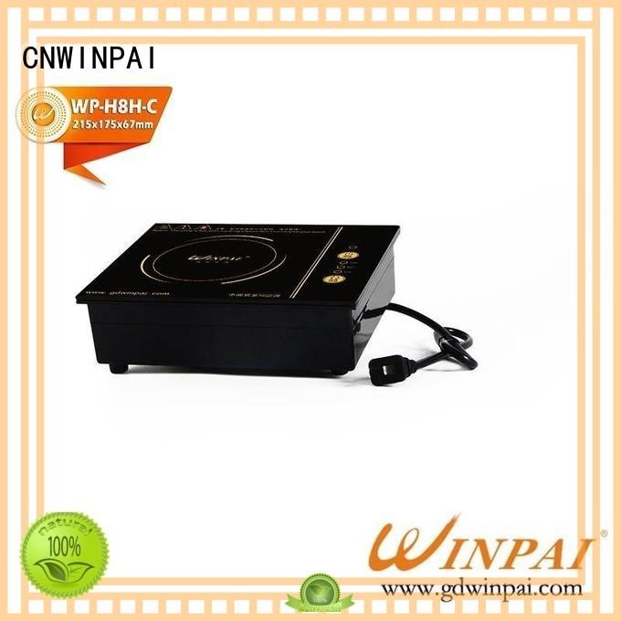 copper stock pot chairhotel earswinpai hot pot cookware CNWINPAI Brand