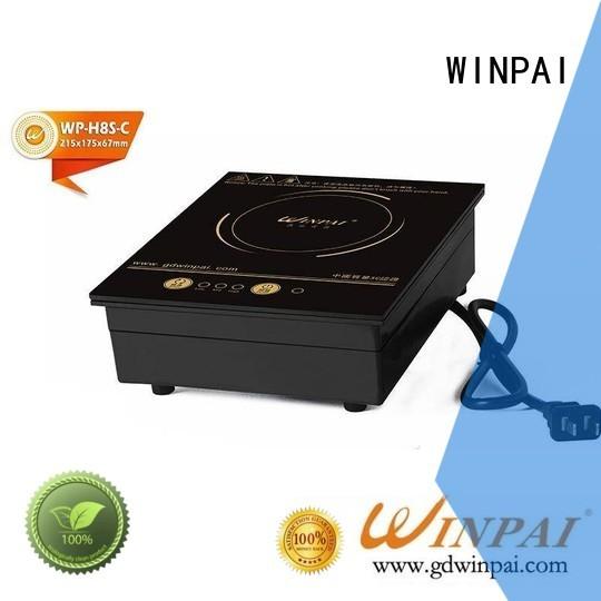 WINPAI kitchen copper stock pot supplier for restaurant