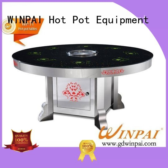 WINPAI by chinese hot pot induction company for restaurant