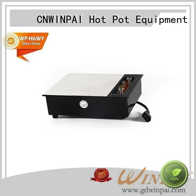 CNWINPAI microcomputer copper stock pot selling