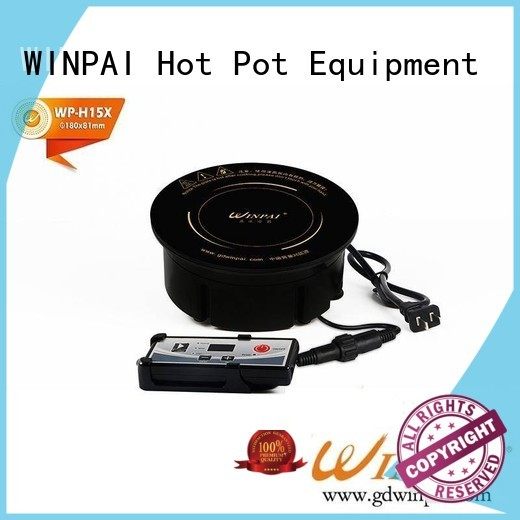 WINPAI equipment conduction cooking plate Supply for indoor