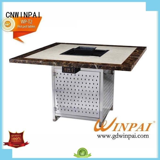 CNWINPAI Brand black salewinpai chinese steamboat cooker