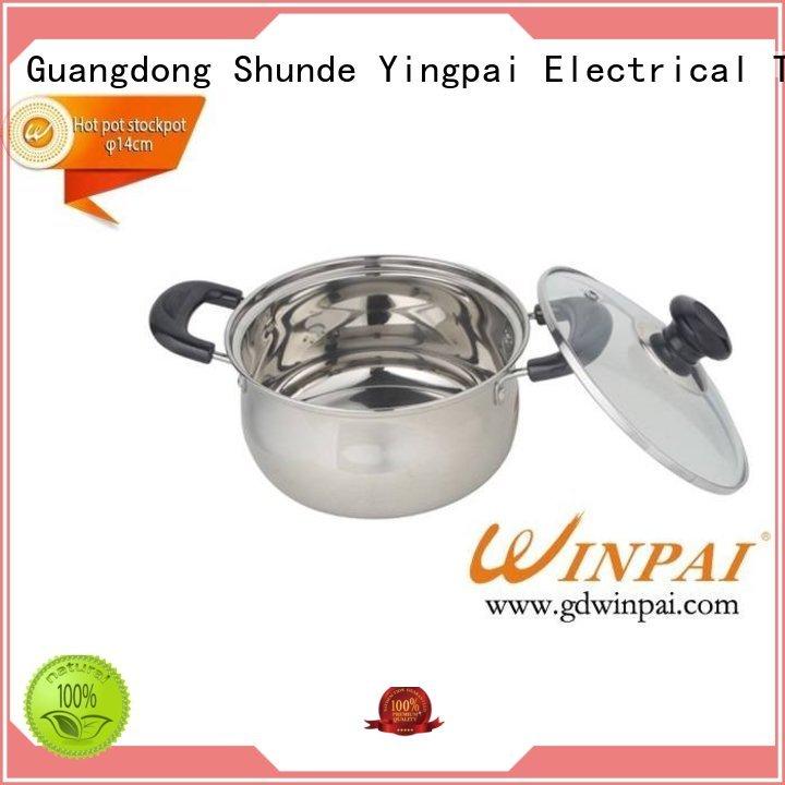 WINPAI duck city hot pot shabu shabu price manufacturer for restaurant