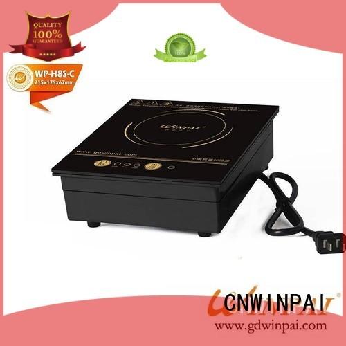 product popot doublehead OEM hot pot cookware CNWINPAI