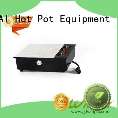 copper stock pot stove marble CNWINPAI Brand