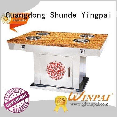 hotel quality design shabu pot CNWINPAI