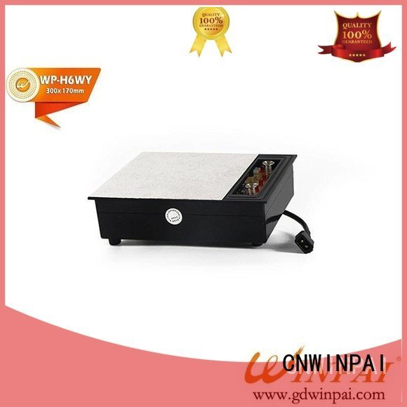 Wholesale electric hot pot induction cooker hot pot cookware CNWINPAI Brand