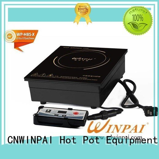 CNWINPAI 2000w induction hot pot cookware