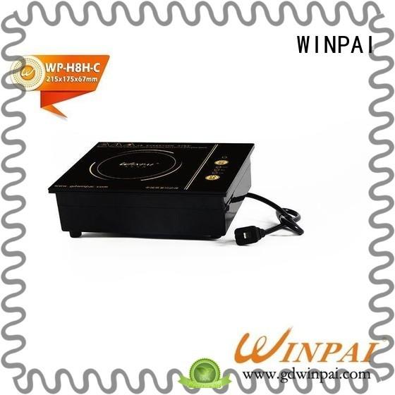 WINPAI cooking hot pot cookware manufacturer for villa