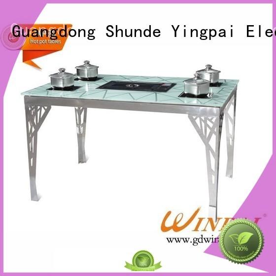 CNWINPAI Brand supplierwinpai iron quality shabu pot