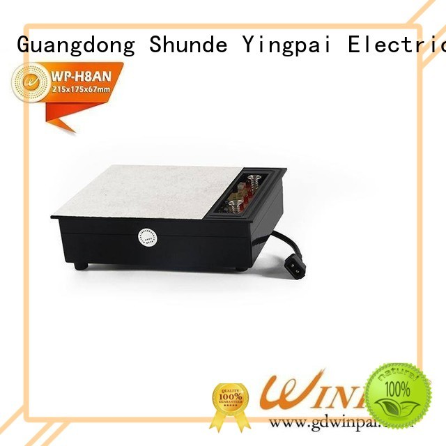 Latest 4 induction cooktop smokeless factory for indoor