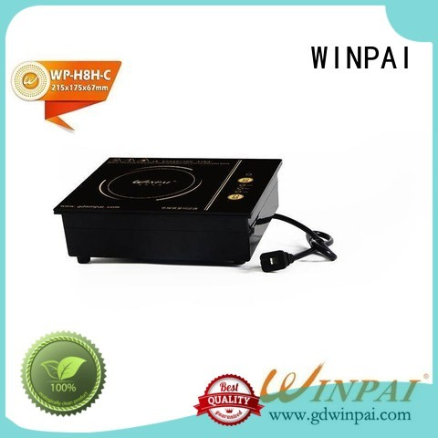 WINPAI table hot pot cooker factory for indoor