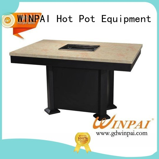 WINPAI Top catering tables and chairs manufacturer for cafes