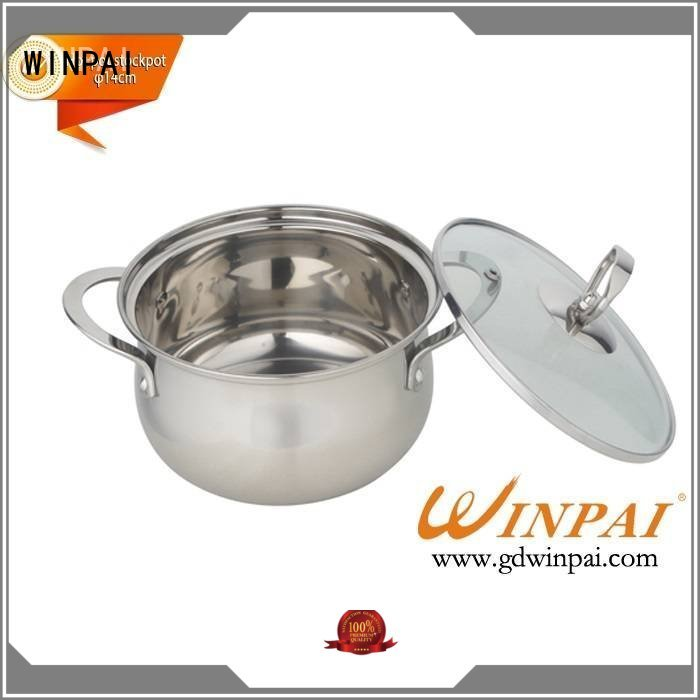 WINPAI safety shabu shabu at home wholesale for restaurant