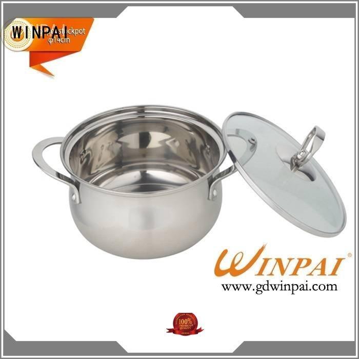 WINPAI safety shabu shabu at home wholesale for restaurant