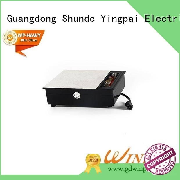 WINPAI New cost of induction hob for villa