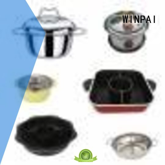 WINPAI professional round dining set manufacturers for home