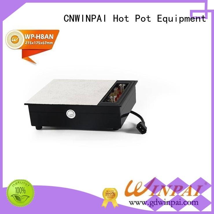 copper stock pot infrared potstockpot highpower CNWINPAI Brand