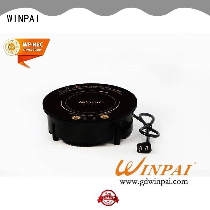 smokeless copper stew pot wholesale for villa WINPAI