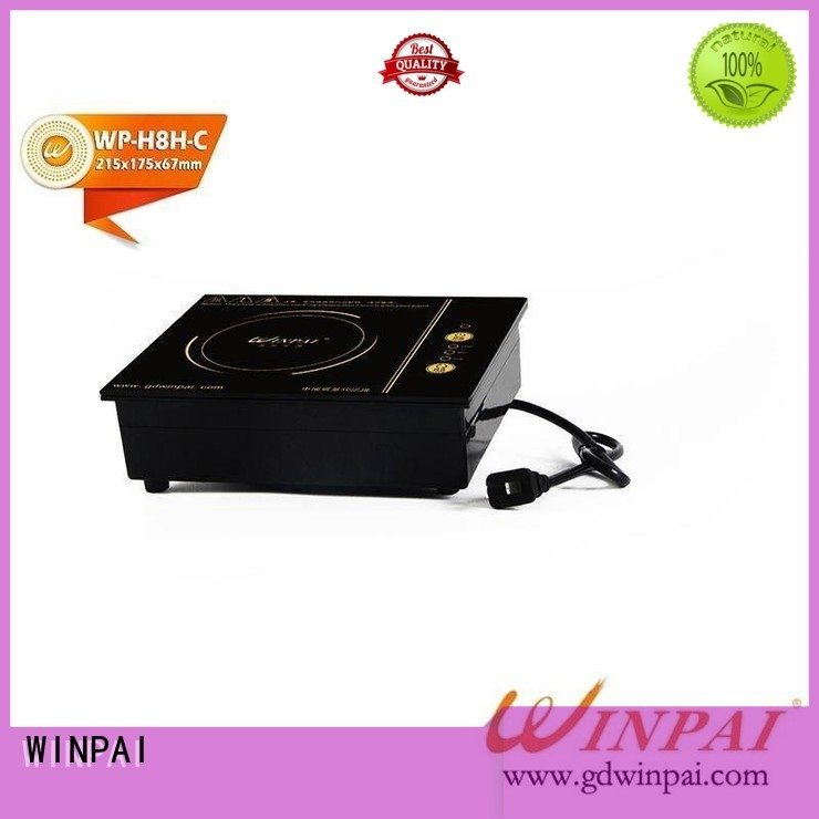 WINPAI Wholesale inductance stove Suppliers for villa