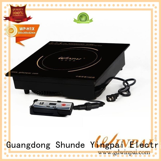 WINPAI round hot pot cooker lifting for home
