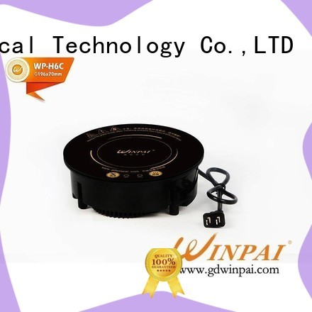 WINPAI excellent induction stove and cookware Supply for home