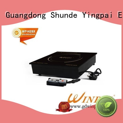 WINPAI excellent stovetop induction plate manufacturers for restaurant