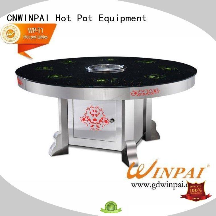 Hot tablehot shabu pot cooktopwinpai CNWINPAI Brand