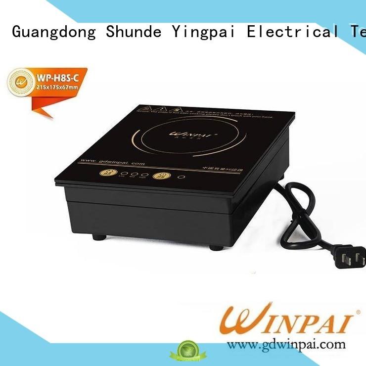 WINPAI safety hot pot cookware price for villa