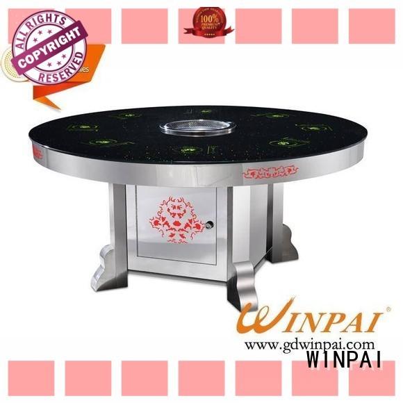 WINPAI fire shabu shabu pot manufacturer for restaurant