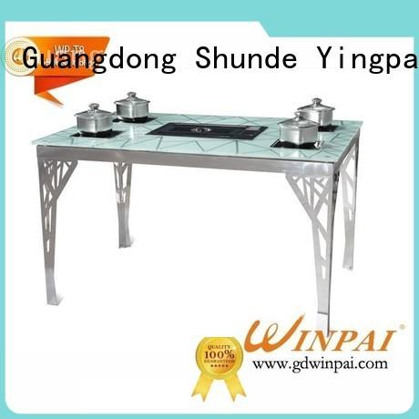 WINPAI high quality hot pot plate series for restaurant