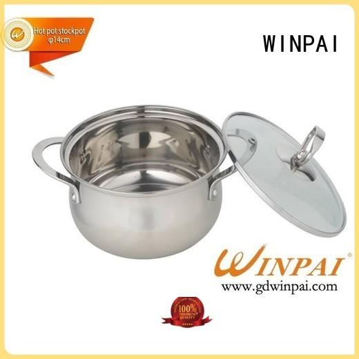 WINPAI special shabu shabu restaurant equipment for villa